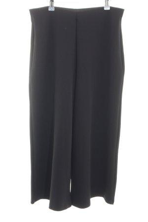 Zara 7/8-Hose schwarz Casual-Look