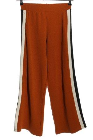 Zara Culottes mehrfarbig Casual-Look