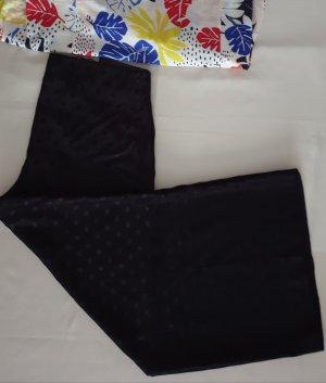 Zara Culottes schwarze Hose Gr.L ,Neu
