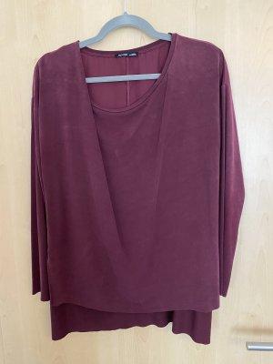 Zara Cupro Shirt