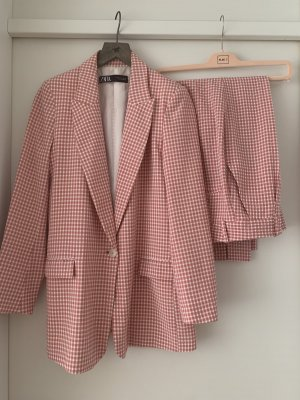 Zara Business Suit white-rose-gold-coloured