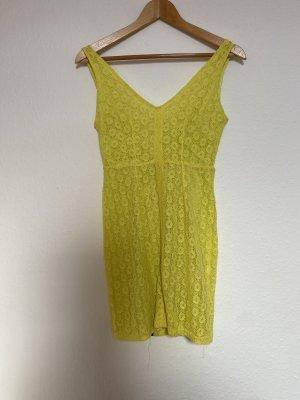 Zara Damen Kleid Sommerkleid Minikleid
