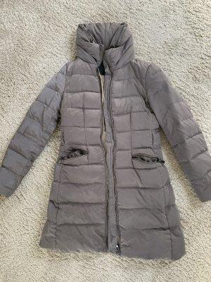 Zara Piumino lungo grigio