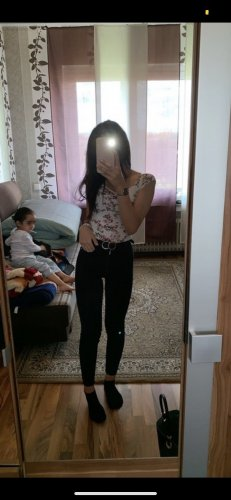Zara Denim High Waist Jeans