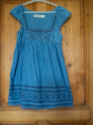 Zara Denim Kleid Größe S