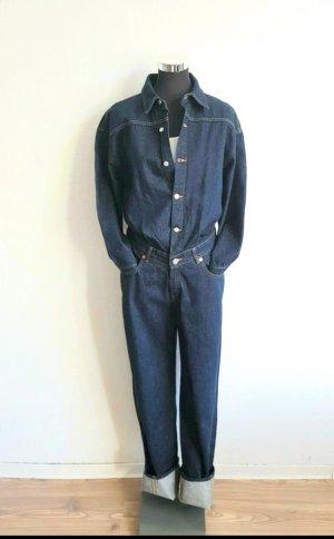 Zara- Denim Suit / Overall  blau Gr.L Neu