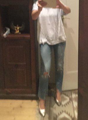 Zara destroyed Jeans gr 36