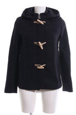 Zara Duffel Coat black casual look