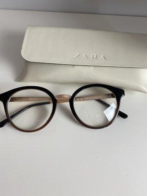 zara durchsichtige brille neuwertig blogger gebraucht