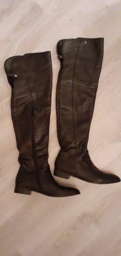 Zara Basic Stivale cuissard nero