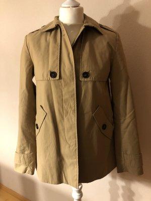 Zara edle Jacke Trenchcoat S