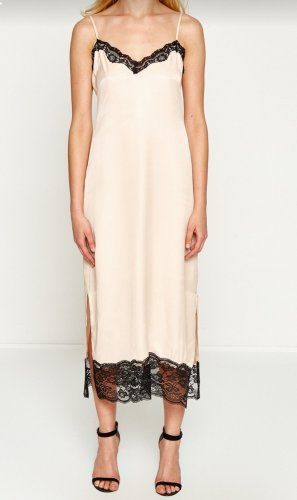 Zara elegantes Midikleid