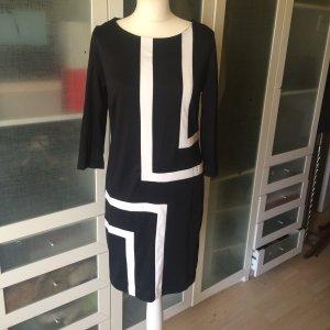 ZARA Etui Kleid Gr. M asymmetrisches Muster