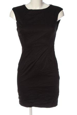Zara Abito aderente nero puntinato stile casual