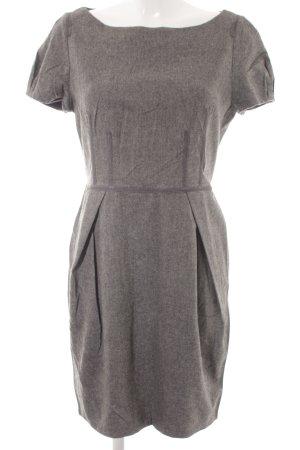 Zara Etuikleid grau schlichter Stil