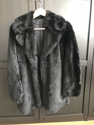 Zara Fake Fur Jacke