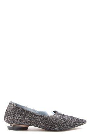 Zara Chaussure décontractée gris clair style décontracté