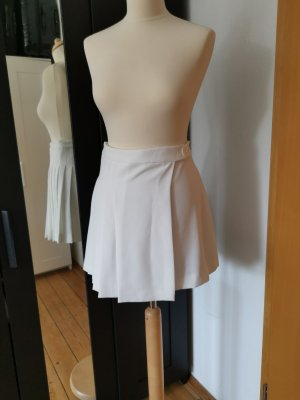 Zara Minifalda blanco
