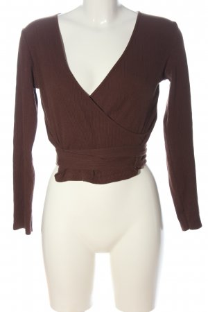 Zara  marrone stile casual