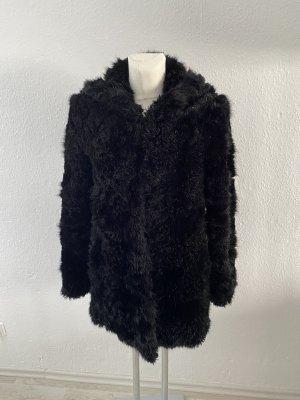 Zara Trafaluc Giacca con cappuccio nero