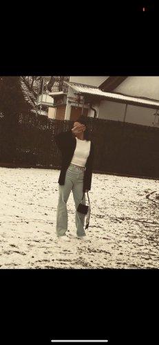 Zara Five-Pocket Jeans mit hohem Bund