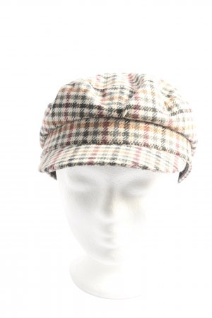 Zara Flatcap Allover-Druck Casual-Look