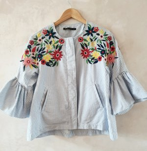 Zara Folklore Summer Jacket S