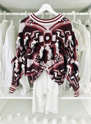 Zara Fransen Pullover