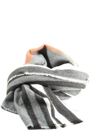 Zara Fransenschal Allover-Druck Casual-Look