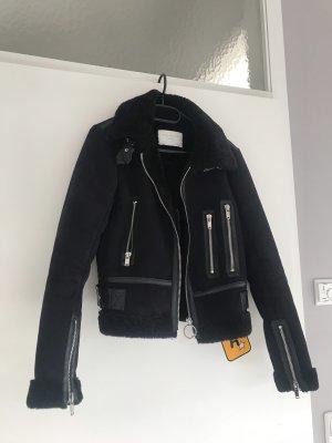 Zara Gefütterte  Jacke hervorragend