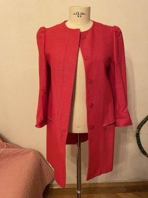 Zara Frock Coat red