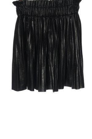 Zara Glockenrock schwarz Elegant