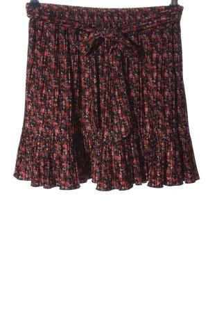 Zara Rozkloszowana spódnica Na całej powierzchni W stylu casual