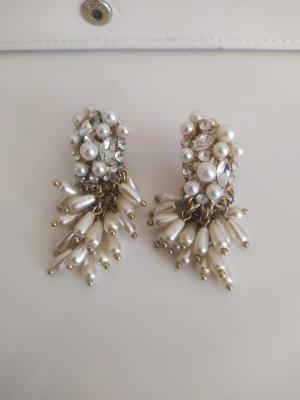 Zara gold Perlen Modeschmuck