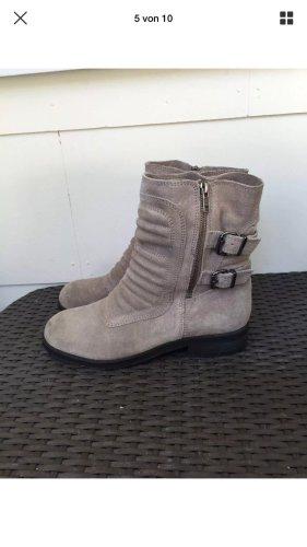 Zara Winter Booties grey