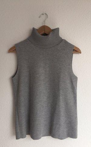 Zara Maglia a collo alto grigio chiaro-grigio