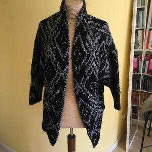 Zara Grobstrick Jacke Oversize Gr. 38 top