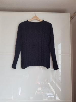 Zara Grobstrick Pullover (Größe S)