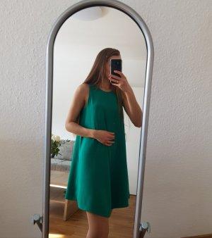 Zara Grün Kleid