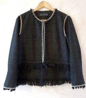 Zara Gypsy bobble Jacket XL