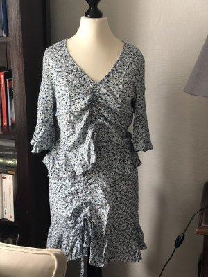 Zara H&M kleid Bluse Rock 36 neu