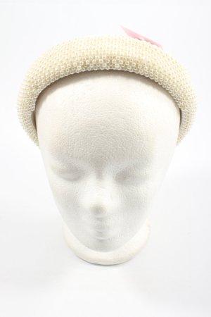 Zara Haarband creme Elegant