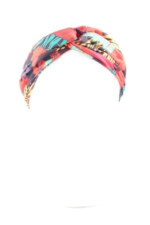 Zara Ribbon allover print casual look