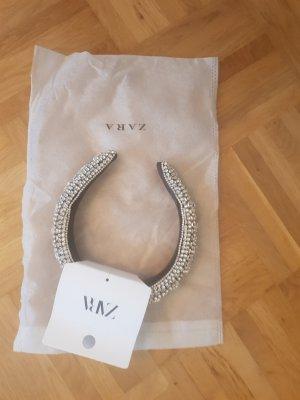Zara Cerchietto per capelli argento
