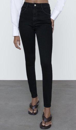 Zara haiwaist Jeans