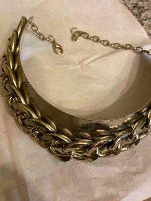 Zara Necklace silver-colored-grey