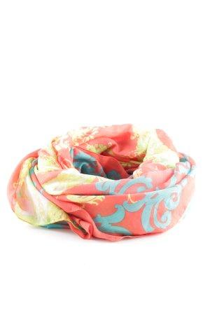 Zara Neckerchief flower pattern casual look