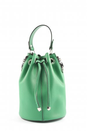 Zara Pouch Bag green-gold-colored casual look