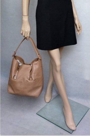 Zara Handtasche in Beige - Neu