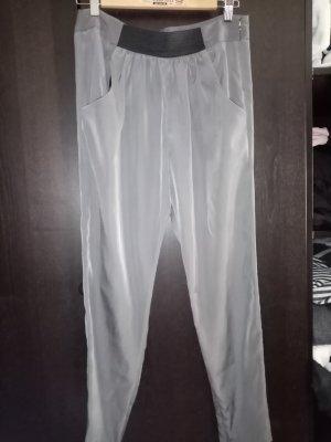 Zara harem pants silk like